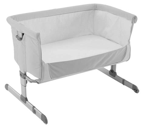 Chicco Next To Me Co Sleeper by Chicco Co Sleeper Cot Next2me 2017 Silver Buy At