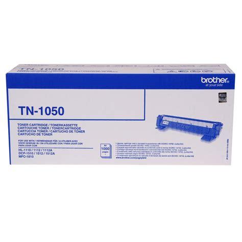 Tinta Toner Toner Negro Tn 1050 Tinta Toner Original