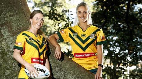 Jillaroos dominate NSW side for Interstate rugby league ... Jillaroos