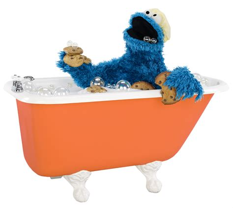 monsters in the bathroom cookie monster 3