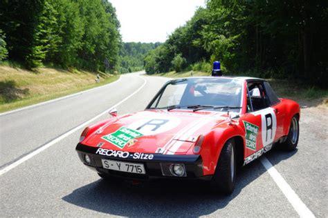 Gro Er Porsche by O N S Porsche 914 6 Gt Schneller Als Die Feuerwehr