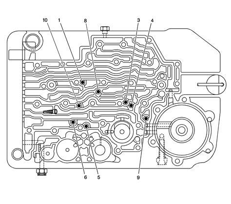 700r4 valve diagram chevy 700r4 transmission diagram 28 images 700r4