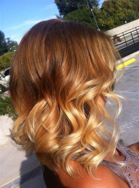 short ombre hair 38 pretty short ombre hair you should not miss styles weekly