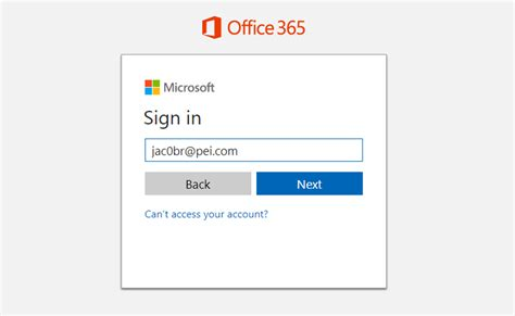 Office 365 Sign On by Office 365 New Sign In Experience Is Way Better Than You