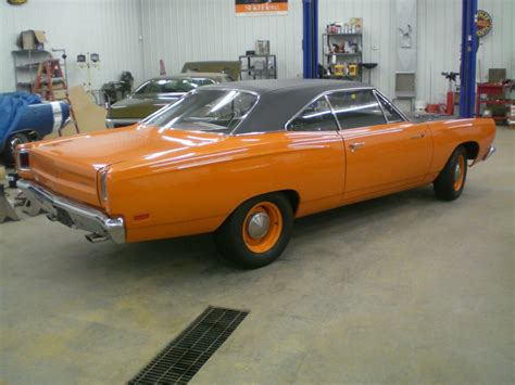 plymouth na 1969 plymouth road runner na prodej