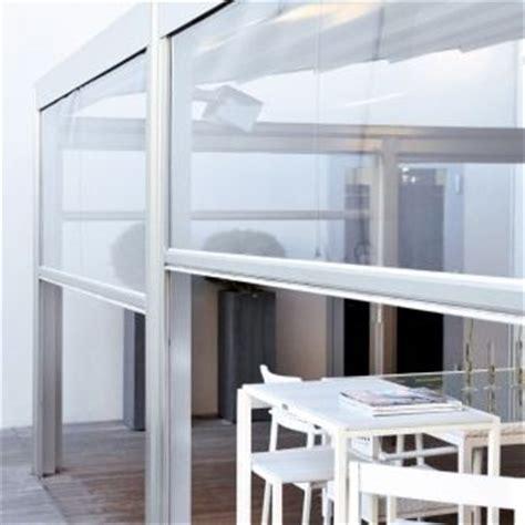 tenda cristal tenda cristal trasparente con guide per verande e chioschi