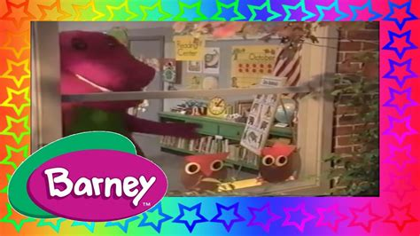barney and the backyard gang barney goes to school barney and the backyard gang episode 6 barney goes to