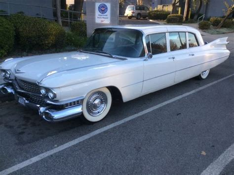 1959 Cadillac Limousine by 59 Cadillac Fleetwood 75 Limousine