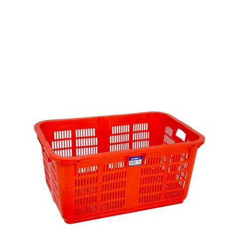 Keranjang Plastik Keranjang Serbaguna keranjang industri serbaguna lobang 2200l