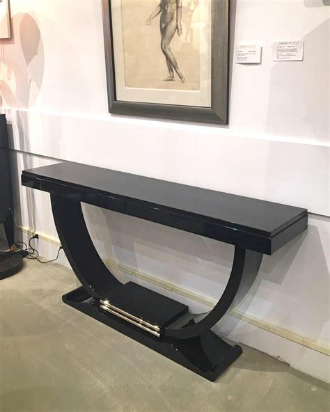 deco console table deco u shape console table modernism
