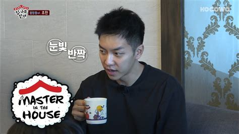 lee seung gi master in the house lee seung gi keep going on about his military days master