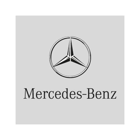 mercedes logo transparent background mercedes benz logos in vector format eps ai cdr svg