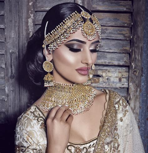 Indian Wedding Jewellery by Glimour Jewellery Asian Indian Bridal Wedding Jewellery