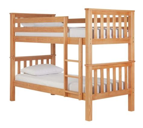 heavy duty bunk beds buy collection heavy duty bunk bed frame pine at argos