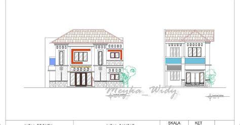 by jasa rumah at 526 pm label portofolio rumah 1 lantai 0 mw architecture and design gambar kerja rumah tinggal 2