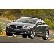 2014 Mazda6 Sport Front Three Quarter 3 Photo 7