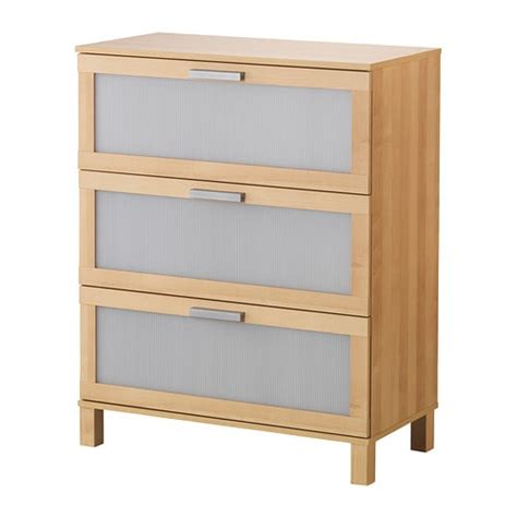 ikea roll out drawers austmarka chest of 3 drawers ikea