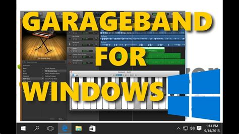 windows garage band garageband for windows how to run it and alternatives