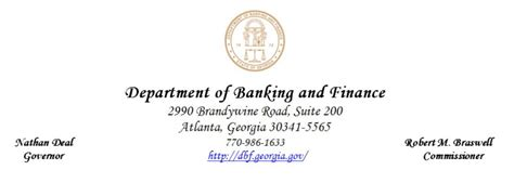 Department Of Finance Letterhead Department Enters Into Consent Order With Generation Mortgage Company Mortgage Refinancing