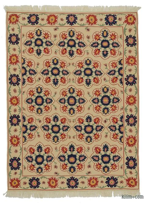 turkish kilim rugs k0021082 beige new turkish kilim rug