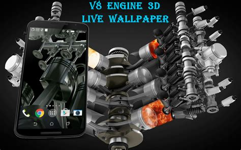 engine for android v8 engine 3d live wallpaper android apps on play