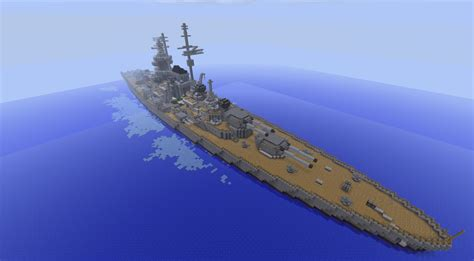 download mod game warship battleship dkm tirpitz minecraft project