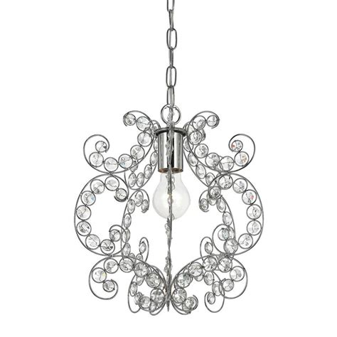 Purple Mini Chandelier Af Lighting Naples 4 Light Chrome Mini Chandelier With Light Purple Plastic Bead Accents 8353 4h