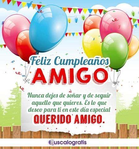 imagenes para cumpleaños un amigo feliz cumplea 241 os amiga