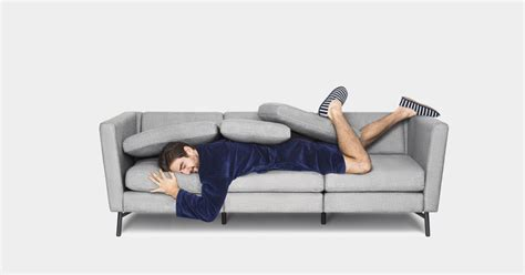 assemble couch furniture startup burrow launches a modular sofa for