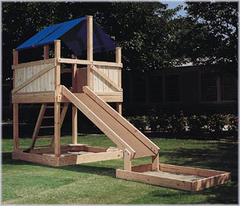 backyard play structure plans simple homemade play structure playground pinterest