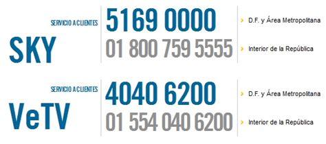 telefonos de izzy para contratacin n 250 mero de tel 233 fono de sky mexico atenci 243 n al cliente
