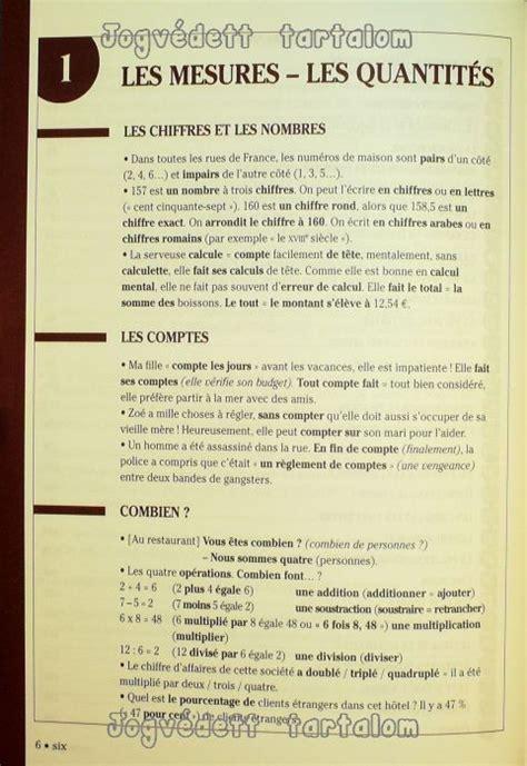 vocabulaire explique du francais vocabulaire progressif du fran 231 ais avec 390 exercices niveau avanc 233 2e 201 dition nyelvk 246 nyv