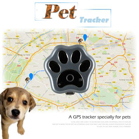 gps tracking device for dogs pets gps anti lost tracker tracking system device cat waterproof wifi gsm ebay