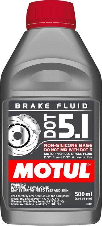 Motul Dot 5 1 Brake Fluid Minyak Rem High Temp 100 Originale motul brake fluid dot 5 1