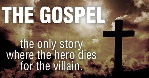 gospel   story sermonquotes