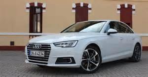 Audi A4 Release Date 2017 Audi A4 Release Date Price New Automotive Trends
