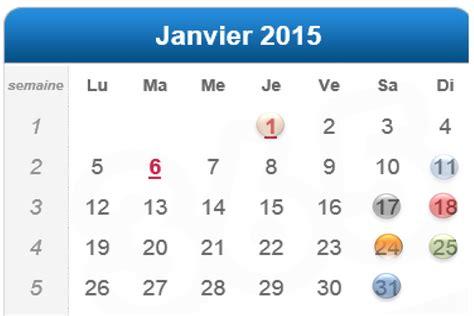 Calendrier 5 Janvier 2015 Bonnes F 234 Tes De Fin D 233 E Et Calendrier De Janvier 2015