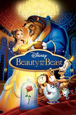 beauty and the beast disney tv tropes