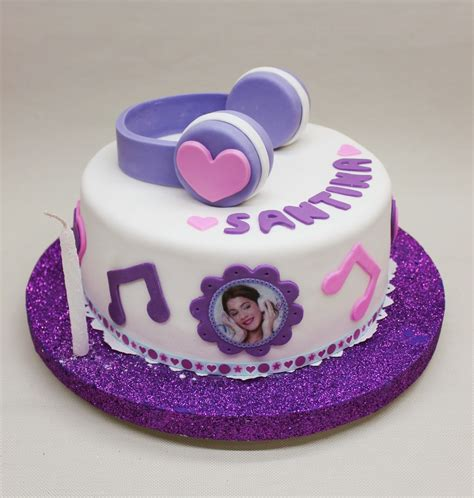 imagenes para cumpleaños de violeta violeta glace tortas para chicos
