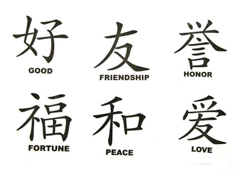 mens chinese tattoo designs 12 symbol designs
