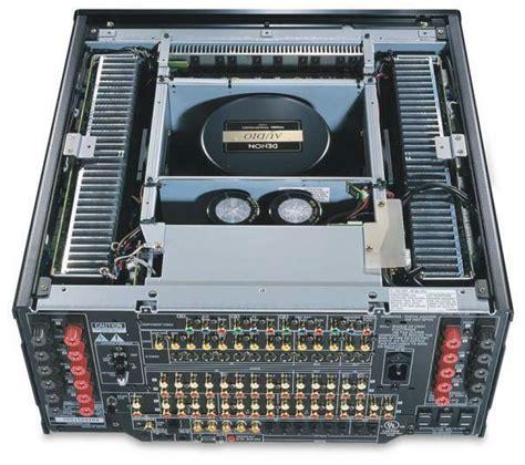 home theatre receiver amplifier repairsony denon