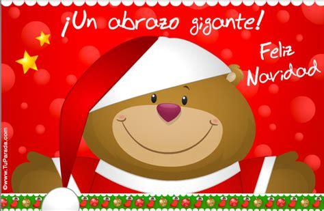 imagenes tarjetas navideñas para imprimir tarjeta de navidad con oso navide 241 o navidad tarjetas