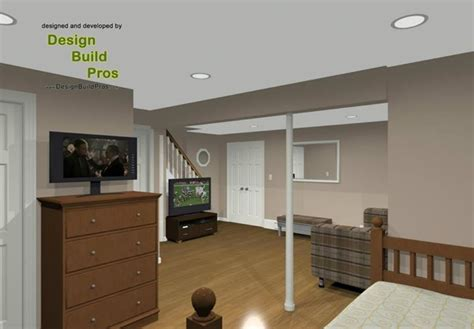 28 small basement remodel design build pros best