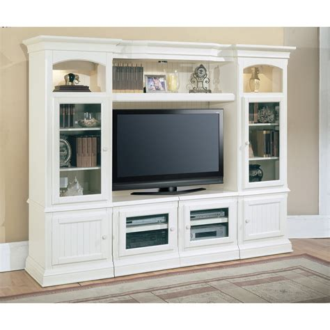 Bell Cabinets Parker House Hartford 4 Piece Entertainment Center The