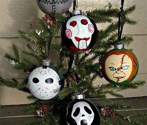 9 weird alternative ornaments for your christmas tree