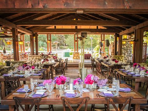 affordable weddings in los angeles 10 los angeles restaurants that cater crowd pleasing