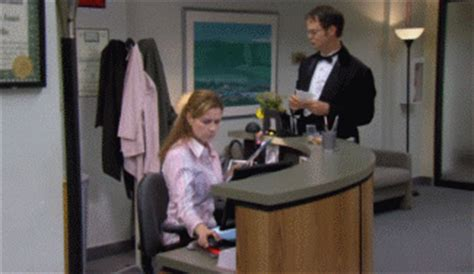The Office Casino by 2x22 Casino Animated Gif The Office Fan