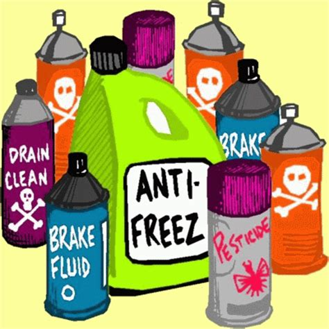 hazardous household products flammable hazardous waste can affect our community and ou