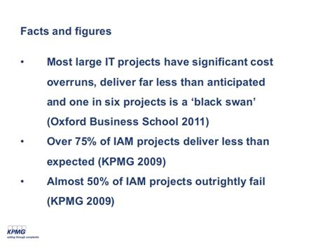 Oxford Mba Cost by Recipe For Failure Why Iam Projects Fail
