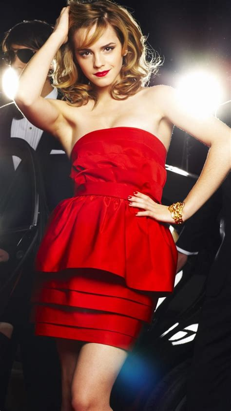 emma watson red dress emma watson red dress wallpaper free iphone wallpapers
